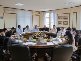 Ban Tuyên giáo Trung ương làm việc với Halovi