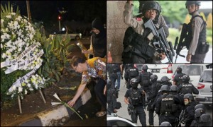 Đông Nam Á: Bóng ma khủng bố đang hiện hình