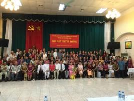 Phân hội Việt kiều tỉnh Noongkhai, Thái Lan tổ chức họp mặt truyền thống năm 2015