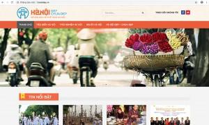 Ra mắt website 'Hanoidep.vn' giới thiệu về văn hóa, đời sống người Hà Nội