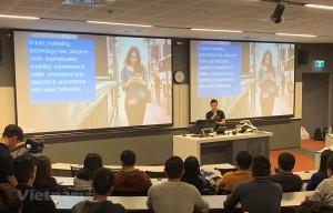 Sinh viên Việt Nam tại Australia tọa đàm về công nghệ 'Big Data'