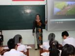Giáo viên giảng dạy môn lịch sử hiện nay chịu nhiều áp lực